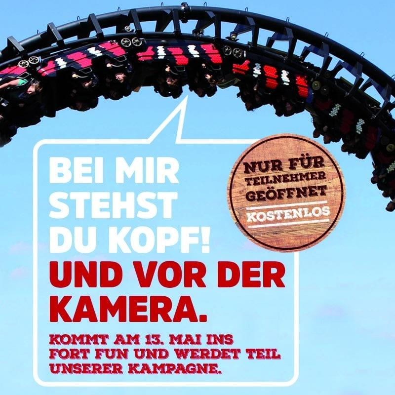 Photo of Bestwig: Sonderöffnungstag mit freiem Eintritt für Film- und Fotoaufnahmen im Freizeitpark FORT FUN