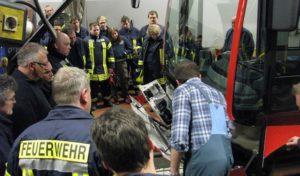 VWS Siegen bereitet Feuerwehrleute auf den Ernstfall vor