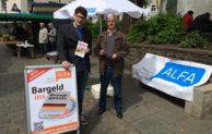 Attendorn: ALFA Bürgerdialog am 1.6. mit hochwertigen Rednern
