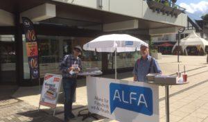 Lennestadt: ALFA verbrachte einen guten Tag in Altenhundem