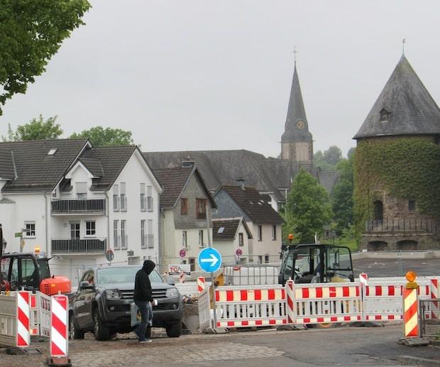 Photo of Attendorn: Ennester Weg in beiden Richtungen gesperrt