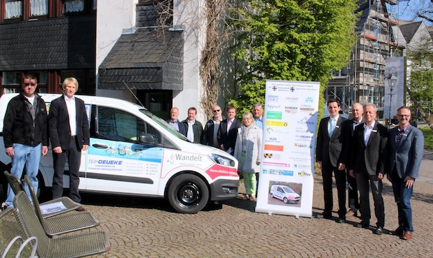 Photo of 100 PS mehr für die Stadtverwaltung Attendorn
