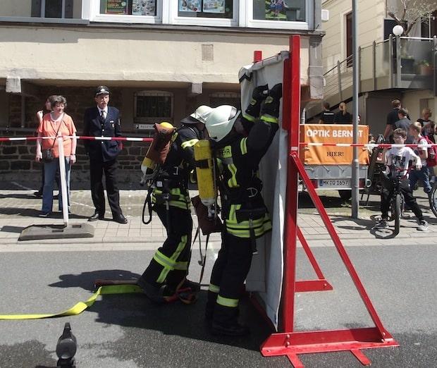 Photo of Schalksmühler Wehr sehr erfolgreich beim Leistungsnachweis der Feuerwehren (07.05.2016) in Altena