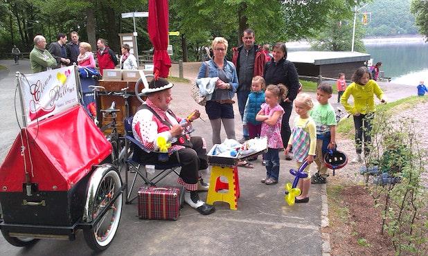 Photo of Pfingstsonntag in Attendorn: Familienfest auf dem Biggedamm