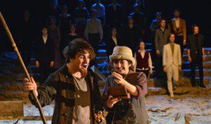Meschede: TheaterTotal im Wintermärchen