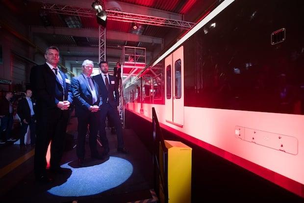 Photo of Abellio präsentiert den ersten Elektrotriebzug FLIRT³ für das Niederrhein-Netz