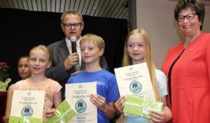 Soest: Medienzentrum prämiert die Besten aus fast 3.000 Vorlesern und 85 Nachwuchsautoren
