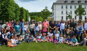 """Iserlohn: Familienzentrum """"Die Kleinen vom Erbenberg"""" besuchte den Sauerlandpark"""