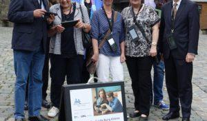 50 Multimedia-Guides für die Museen Burg Altena