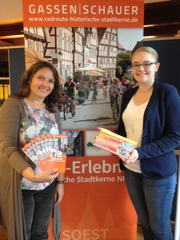 """Photo of Soest: """"Radroute Historische Stadtkerne"""" vergrößert sich"""