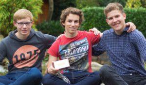 STARTUP TEENS – Lippstädter Schüler-Teams beim Finale in Berlin
