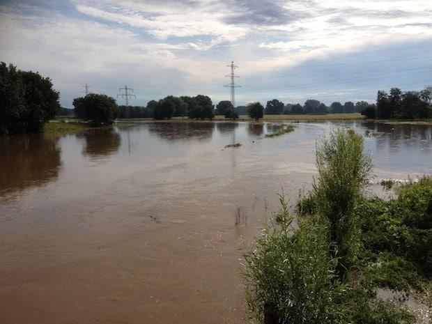 Photo of Hochwasser: MK-Feuerwehr hilft im Kreis Borken