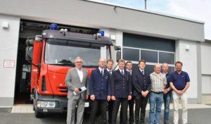 Stadt Olsberg investiert 246.000 Euro in Antfelder Feuerwehrhaus