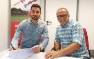Siegen: Sportfreunde verlängern mit Arslan