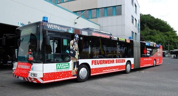 Photo of Drei Jahre Rettungsbus der VWS Siegen – Bus kam sieben Mal zum Einsatz