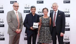 EJOT aus Bad Berleburg gehört zu den TOP 100