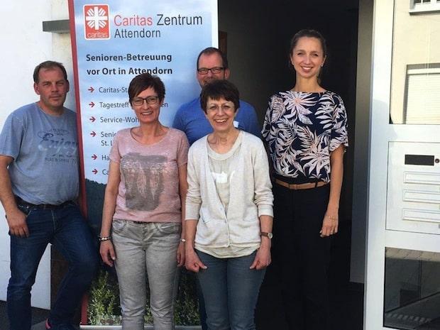 Photo of Die Caritas-Station Attendorn ist in neuen Räumen zu finden
