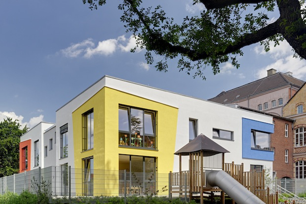 """Photo of Hagen – Kita Rappelkiste in Altenhagen öffnet Ihre Pforten zum """"Tag der Architektur"""""""