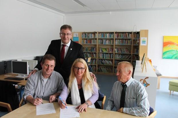 Photo of Grundschule und Musikschule festigen Zusammenarbeit in Netphen