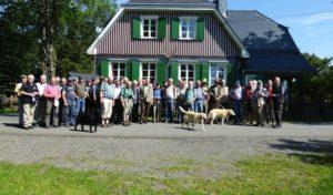Bildungs- und Erlebnistag auf Waldland Hohenroth