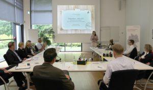 Erfolgreicher Auftakt zu Infoveranstaltungen bei Kemper GmbH & Co. KG in Olpe