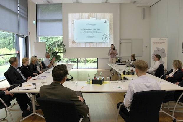 Photo of Erfolgreicher Auftakt zu Infoveranstaltungen bei Kemper GmbH & Co. KG in Olpe