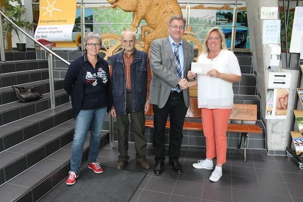 Photo of Netphen: Kneipp-Anlage in Nenkersdorf – gar kein alter Hut