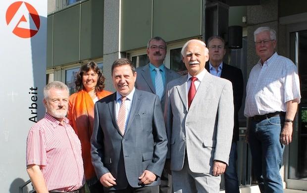 Photo of Iserlohner Arbeitsagentur verabschiedet langjährige Mitglieder des Verwaltungsausschusses