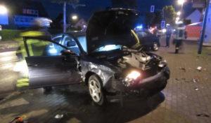 Schwerer Verkehrsunfall mit Trunkenheit und Unfallflucht
