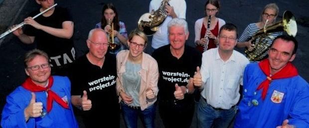 Photo of Orchesterfassung beim Warsteiner Heimatabend