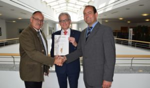 Volksbank Brilon-Büren-Salzkotten erstmals für Mittelstandspreis nominiert