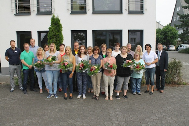 Photo of Caritasverband Brilon übernimmt alle Auszubildenden