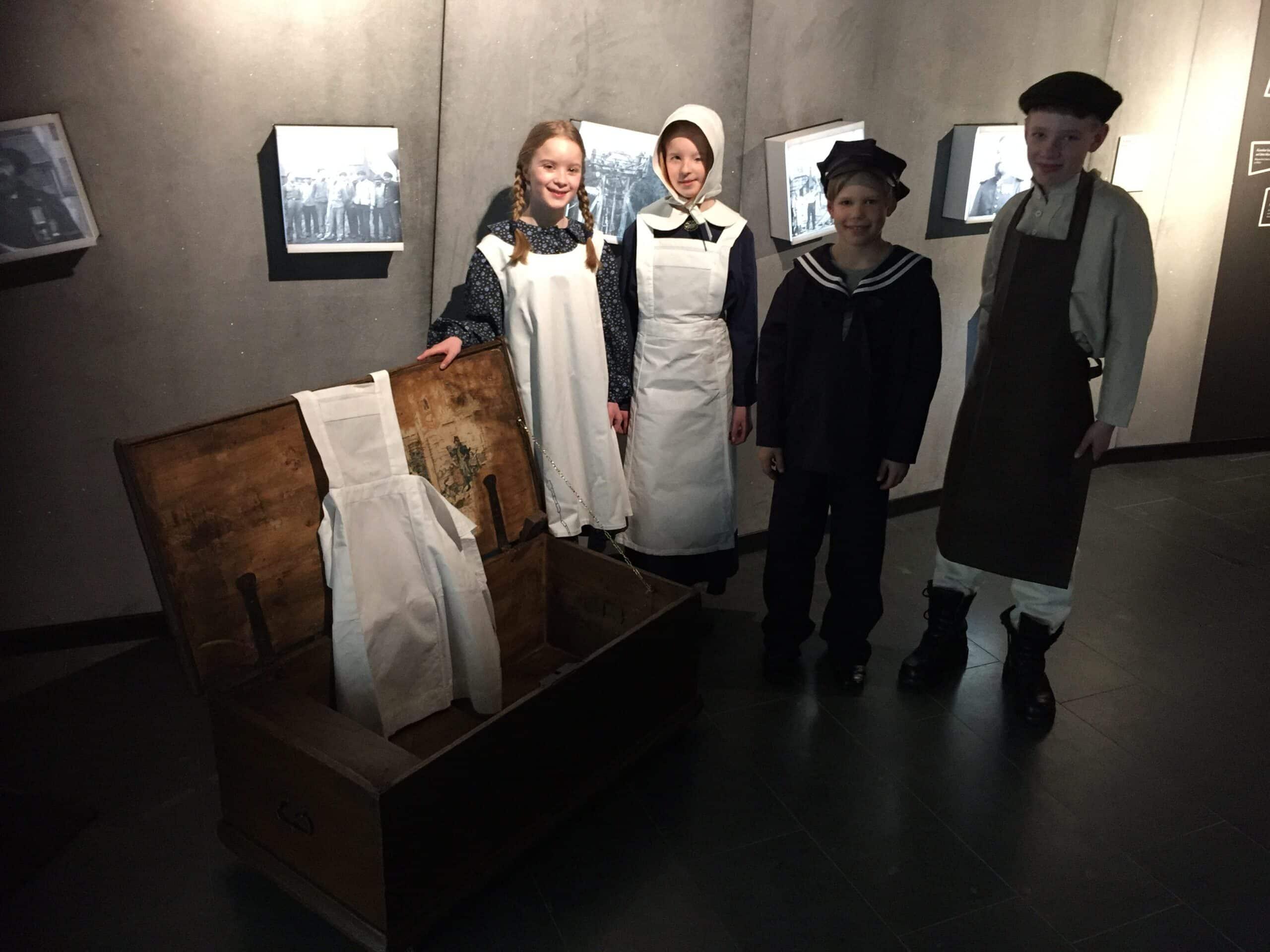 Photo of Neuer Theater-Workshop für Kinder in den Westfälischen Salzwelten
