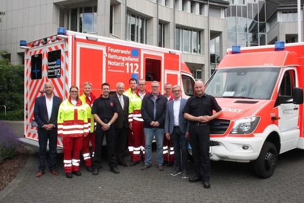 Photo of Hochsauerlandkreis  – Neue Fahrzeuge für die Notfallrettung: Einheitliches Konzept erleichtert Beschaffung und Nutzung