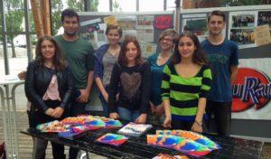 Iserlohn: Kinder- und Jugendrat beim Workshop unter Palmen