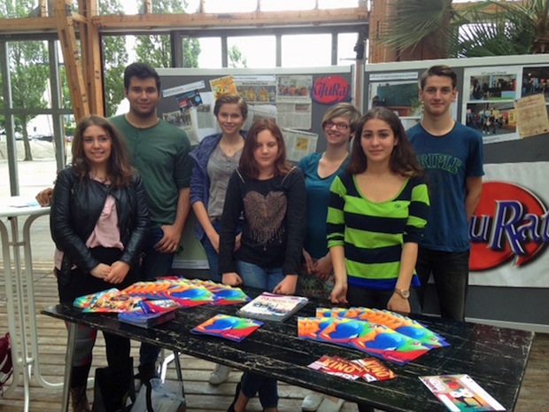 Photo of Iserlohn: Kinder- und Jugendrat beim Workshop unter Palmen