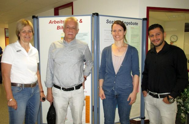 Foto: Elisabeth Bormann/ Jobcenter AHA