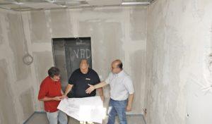 Kreis investiert 760.000 Euro in Rettungswache Werdohl