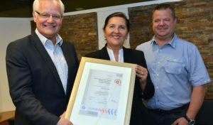 Kreis Soest erhält einmal mehr DIN-Zertifikat für Qualitätsmanagement