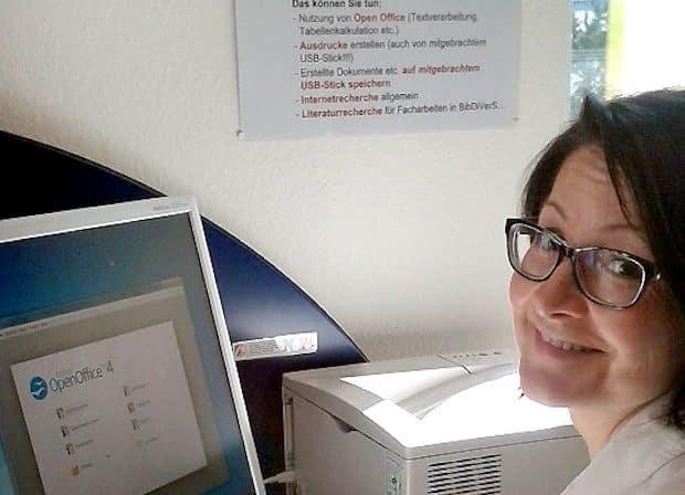 Photo of Drucken, recherchieren, Mails versenden: Neues PC-Angebot in Stadtbücherei Olsberg