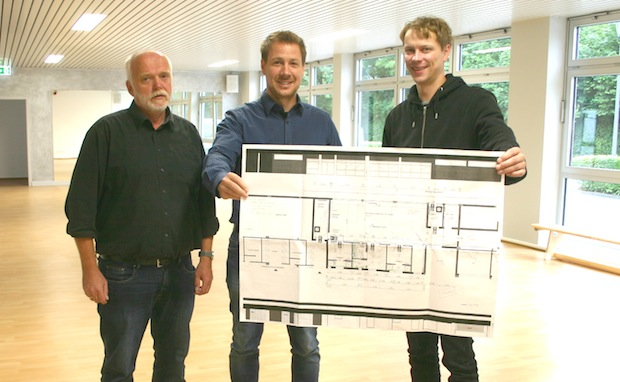 Photo of Multifunktionsraum am Mescheder Schwimmbad ist fertiggestellt