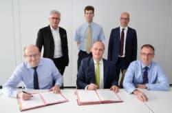 <b>Windkraftanlage in Lüdenscheid: Mark-E und Stadtwerke Iserlohn gründen Projektgesellschaft</b>