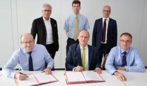 Windkraftanlage in Lüdenscheid: Mark-E und Stadtwerke Iserlohn gründen Projektgesellschaft