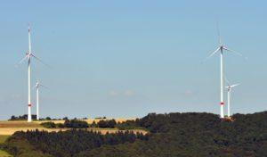 Soest: Erster Windpark am Netz