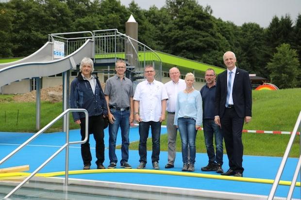 Photo of Freibadsaison startet in Burbach am 15. August