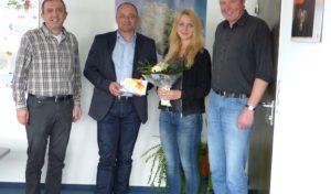 Hilchenbach: Ausbildung zur Veranstaltungskauffrau erfolgreich abgeschlossen