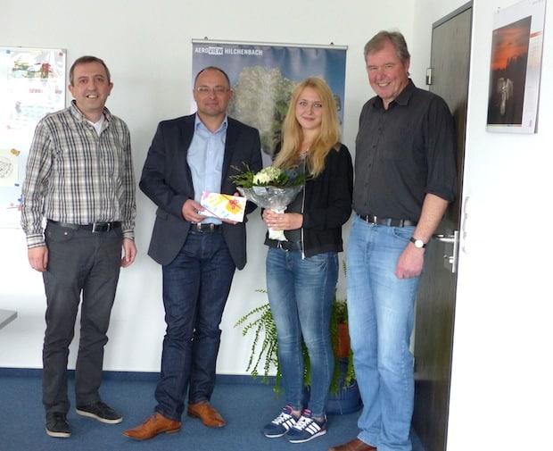 Photo of Hilchenbach: Ausbildung zur Veranstaltungskauffrau erfolgreich abgeschlossen