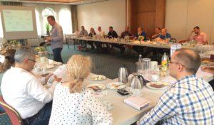BNI Olpe Unternehmerfrühstück – Rekordsumme beim Empfehlungsmarketing!