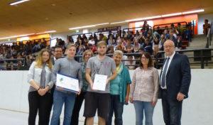 Sieben Schulen in Siegen-Wittgenstein mit dem Berufswahl-SIEGEL ausgezeichnet