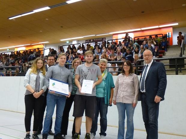 Photo of Sieben Schulen in Siegen-Wittgenstein mit dem Berufswahl-SIEGEL ausgezeichnet